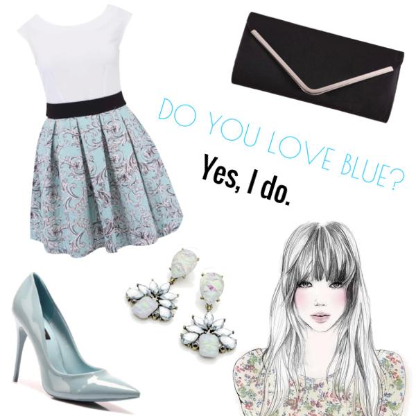 Do you love blue?