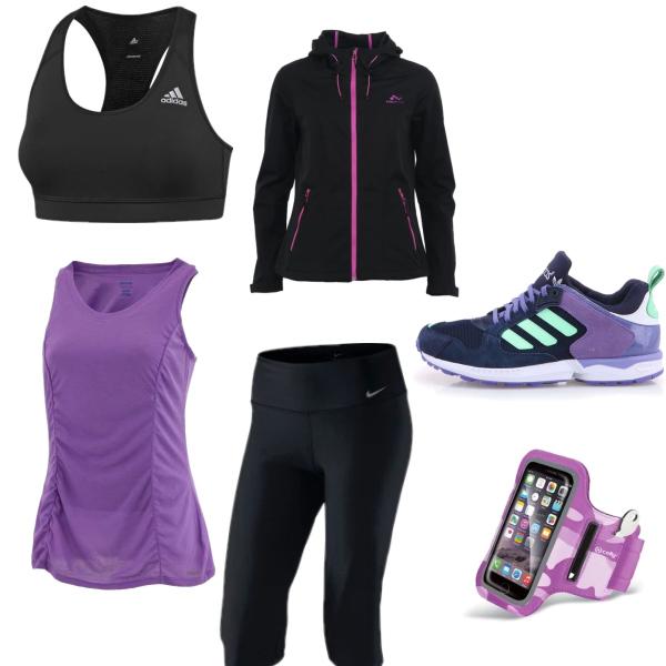 Purple run