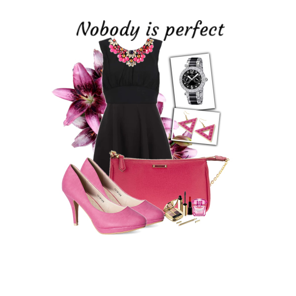 nebody is perfect!