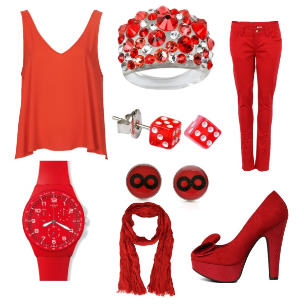 Red :33