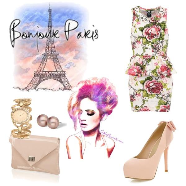 Bonjour Paris :)