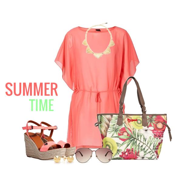 Summer time v tunice
