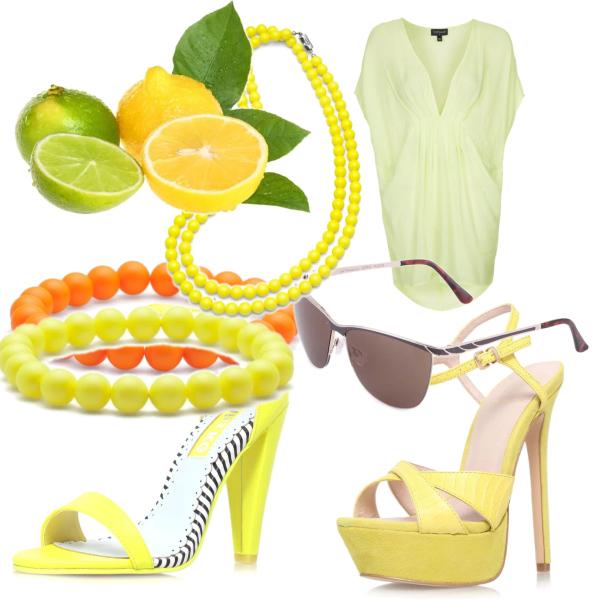 citronová svěžest
