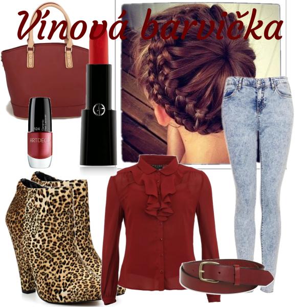 Vínová barvička ♥♥♥