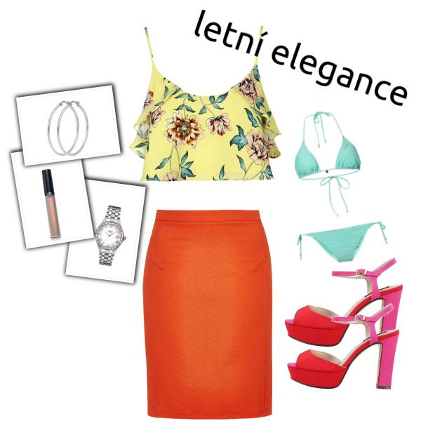 letní elegance