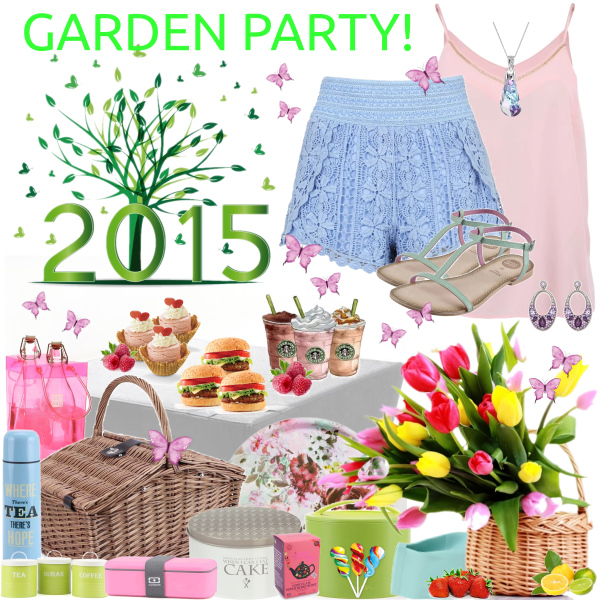 GARDEN PARTY 2015