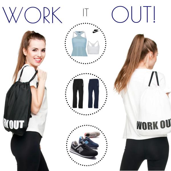 Work it Out - Stilbewusst beim Sport