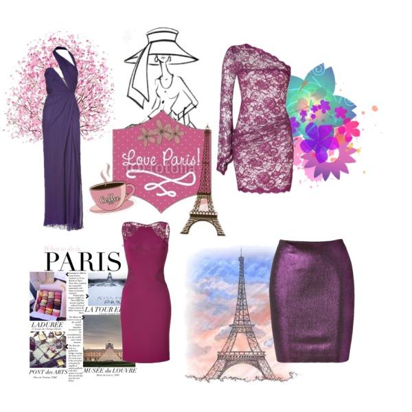 Pink n' Violet