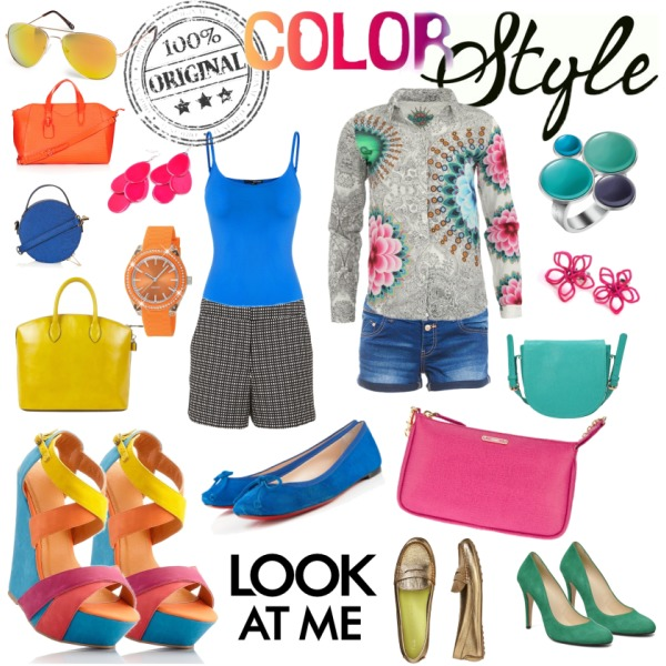 Color Style!!