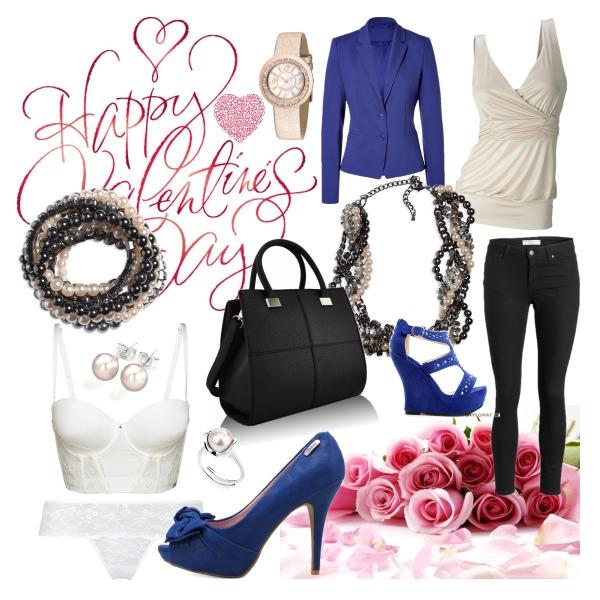 valentýnské elegantní