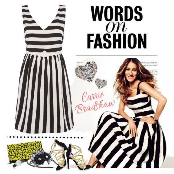 Oblékni se podle Carrie