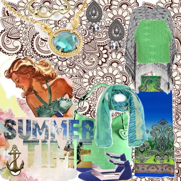 Summertime diva