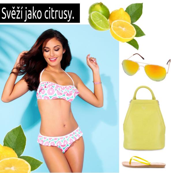 svěží citrus