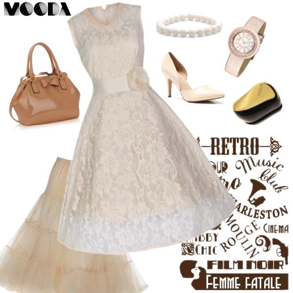 Retro elegance