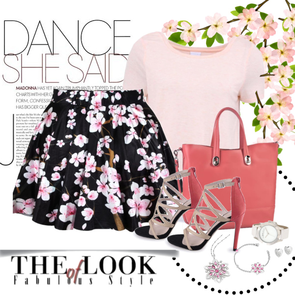 flowers dance