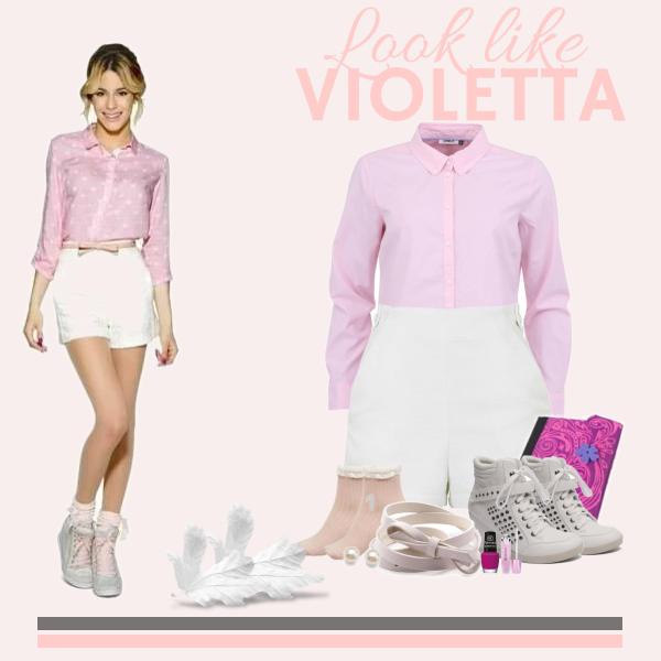 Violetta 3 S Rie