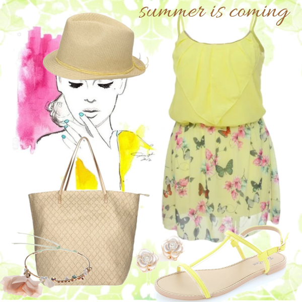 SUMMER is coming..