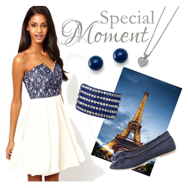 Special Moment in Paris