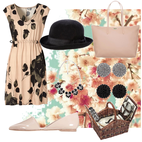 Picknick-Outfit