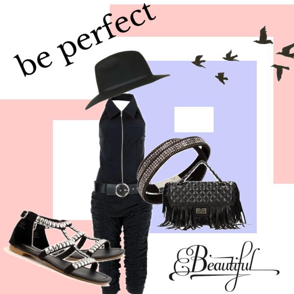 Být dokonalou!