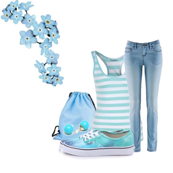 Letní blue