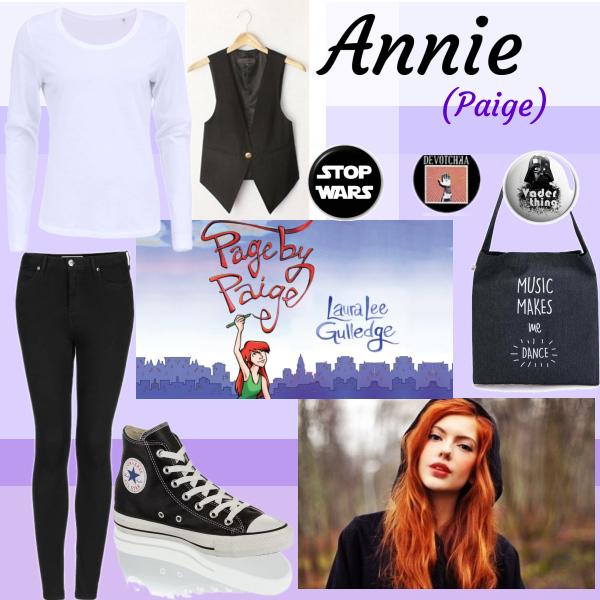 Annie (Paige)
