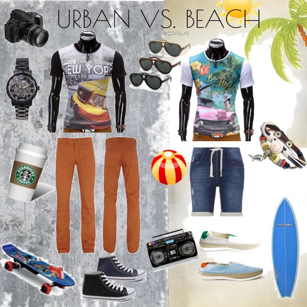 Städtetrip oder Strandurlaub?
