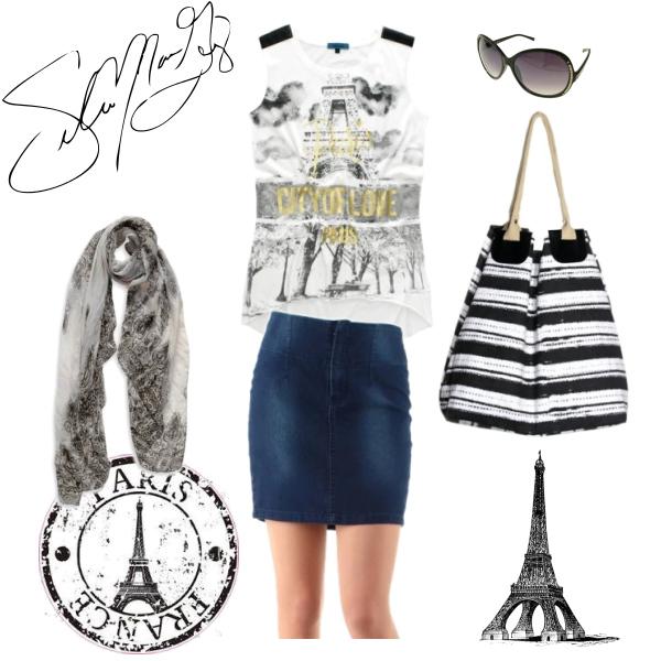 Jedete na dovolenou do Paříže?