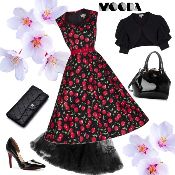 Šaty plné léta!