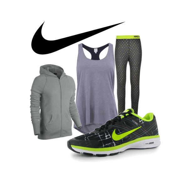 Nike výbava