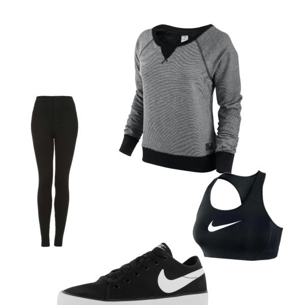 Nike lover.