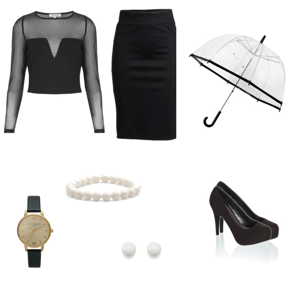 Společenský outfit
