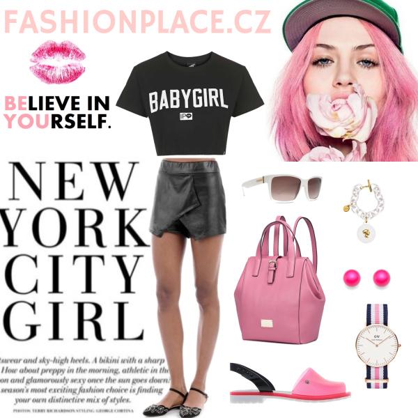 NYC GIRL :-)