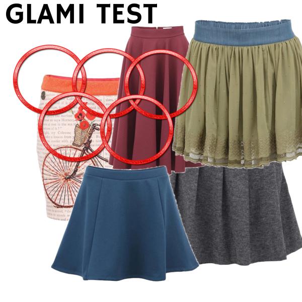 Glami test set