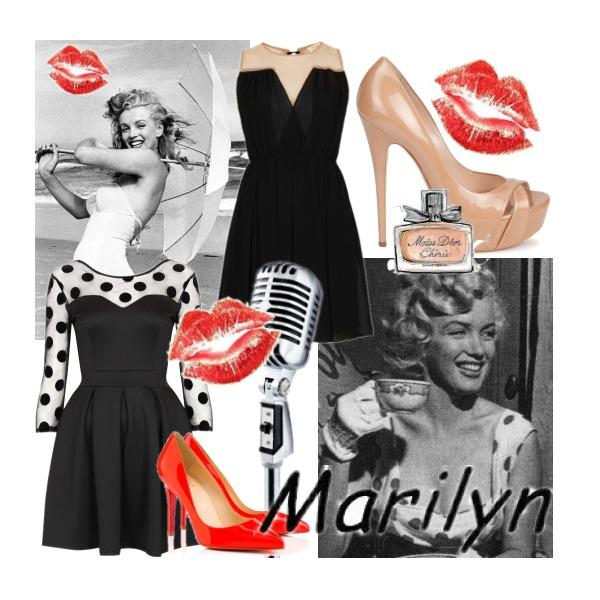 Den s Marilyn...