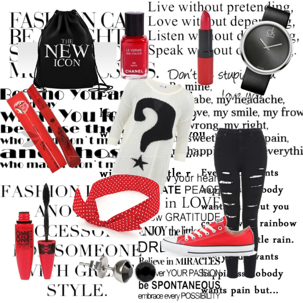 Agresive red