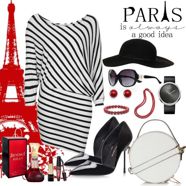 móda z Paříže