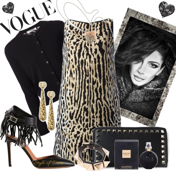 I love black, I love Valentino :)