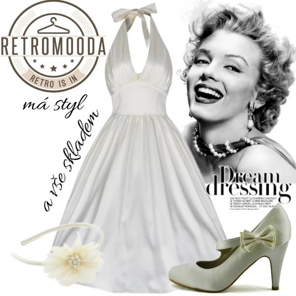 Šaty Marilyn
