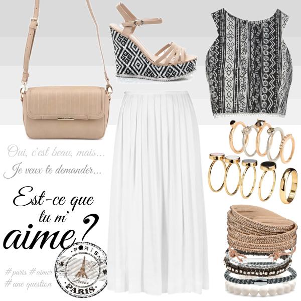L'été en Paris