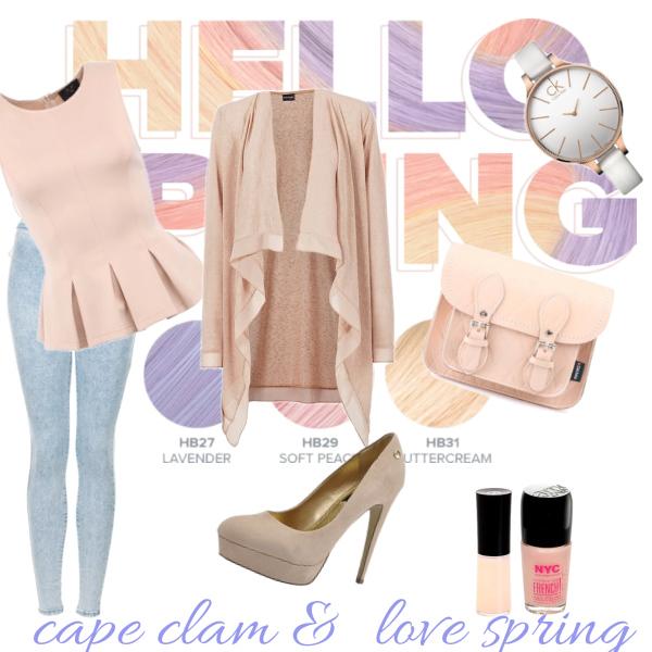 cape clam & love spring