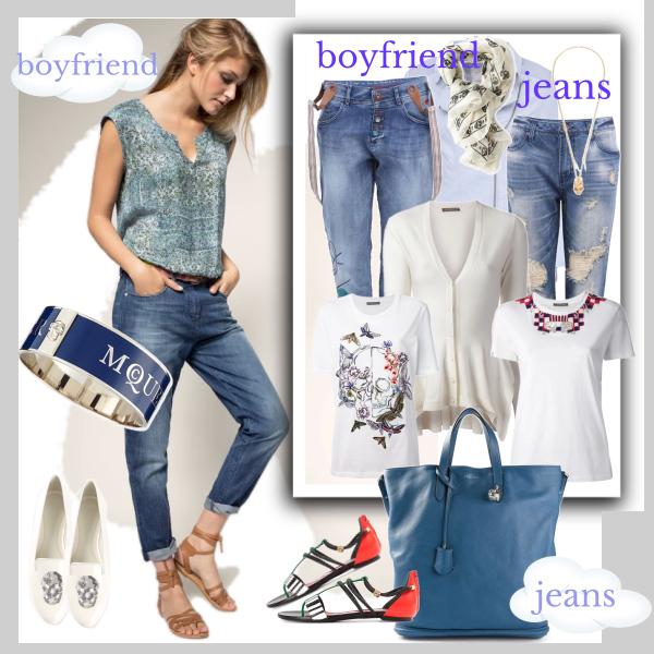 Stylové džíny....