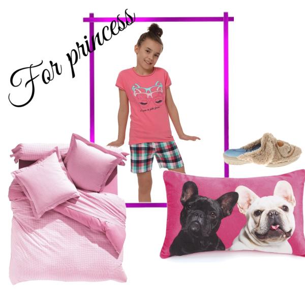 Dívčí ložnice