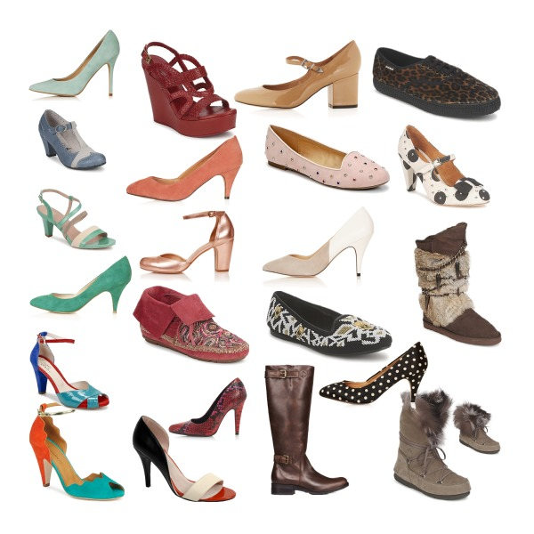 Shoes wishlist