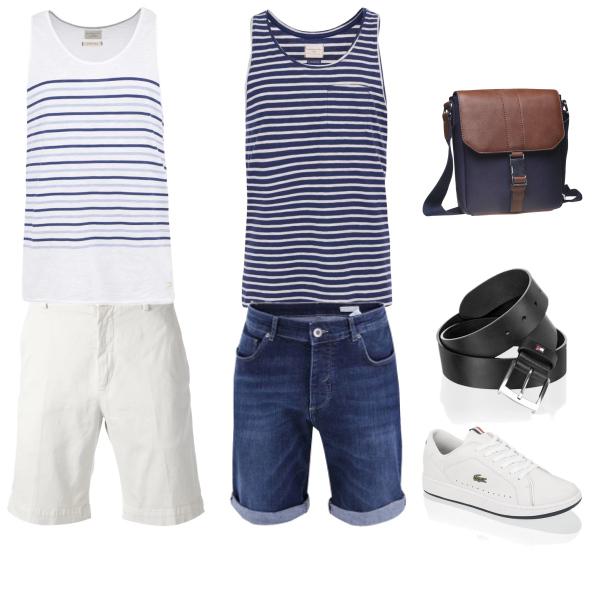 Letní pohodový outfit