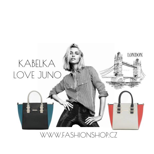 Nové kabelky Love Juno