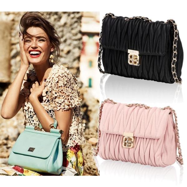 Radost z nové kabelky:-)