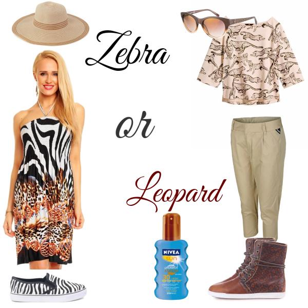 Zebra nebo Leopard