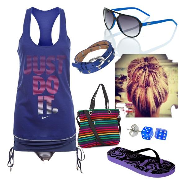 To Beach! =3