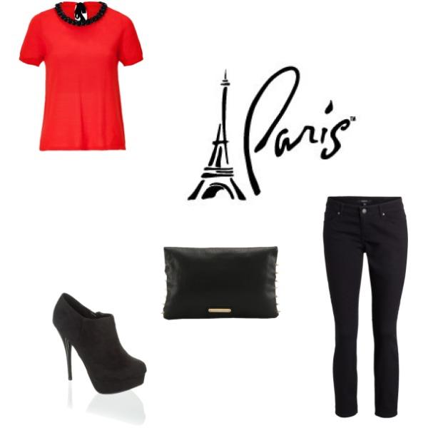 Red Paris...